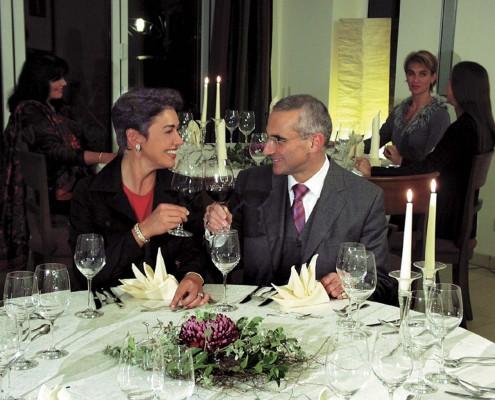 Ehrenbuerg Gastronomie - Feste