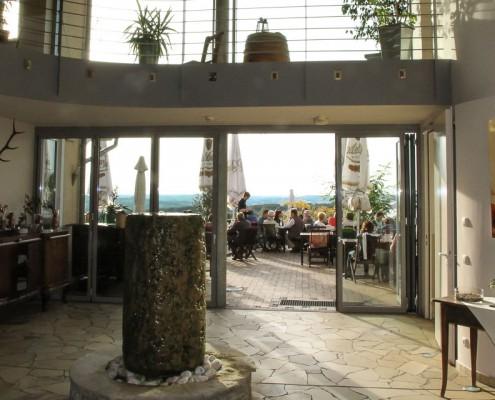 Ehrenbuerg Gastronomie - Foyer